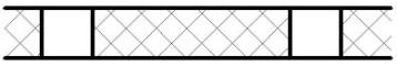 Стены - деревянный каркас с заполнением из эффективного утеплителя. Экспресс курс по AutoCAD в Севастополе..